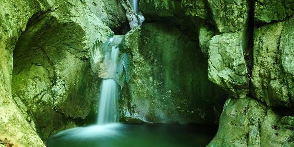 Bodinge, Wasserfall
