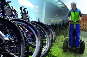 Požičovňa bicyklov a SEGWAY Premiere-group