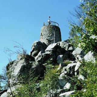 Hirschenstein Aussichtsturm