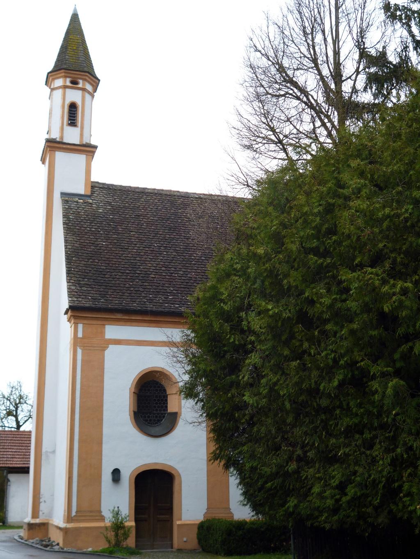 Die Filialkirche St. Margareta im Raistinger Ortsteil Sölb. (Monika Heindl)
