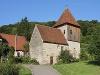 Allerheiligenkapelle in Unterscheffach   - © Quelle: Hohenlohe + Schwäbisch Hall Tourismus e.V.