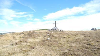 Gipfelkreuz Gamseck