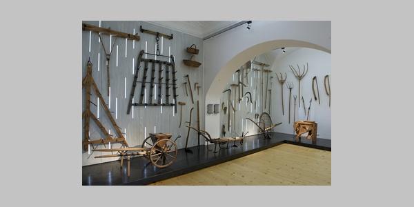 Landwirtschaftliches Museum, Schloss Stainz