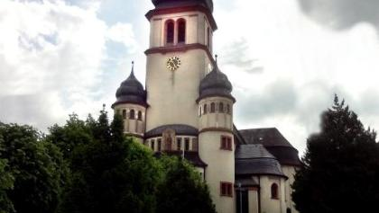 Neobarocke Kath. Pfarrkirche in Haustadt