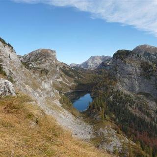 Lahngangsee von der Graswand