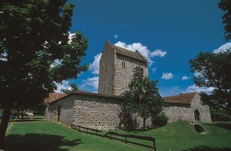Burgstall, Riedheim