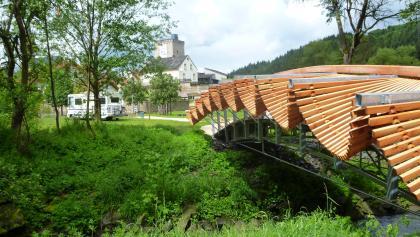 Skulptur 10 - Brücke