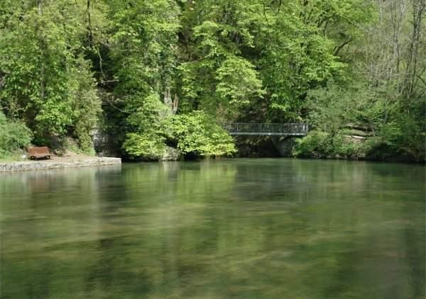 Flusserlebnispfad Hegauer Aach