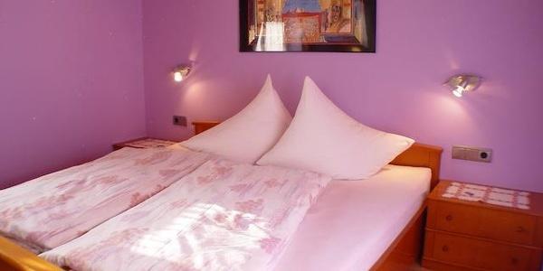 Zimmer 1 im Alpenhaus Silvretta