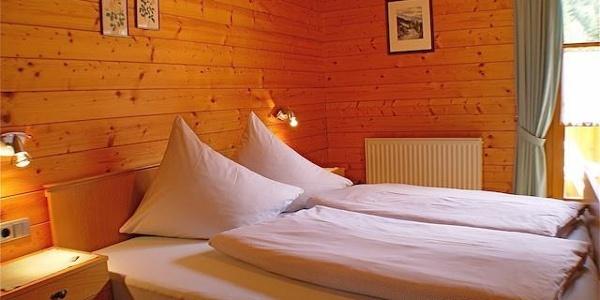 Zimmer 2 im Alpenhaus Silvretta