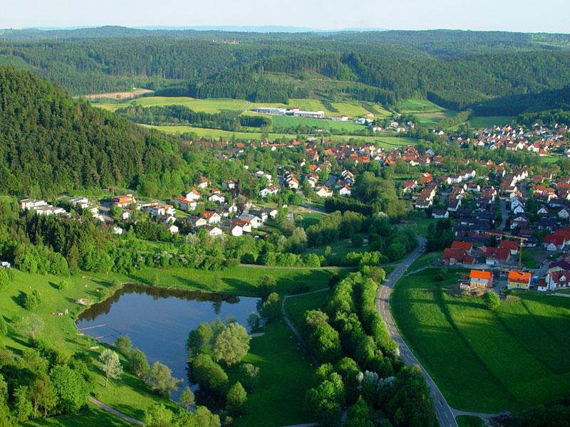 Stausee Fichtenberg   - © Quelle: Hohenlohe + Schwäbisch Hall Tourismus e.V.