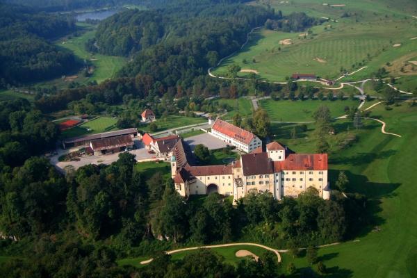 Schloss Langenstein beherbergt das Fasnachtsmuseum