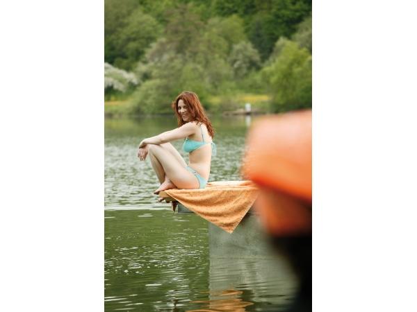 Badefreuden am Steißlinger See