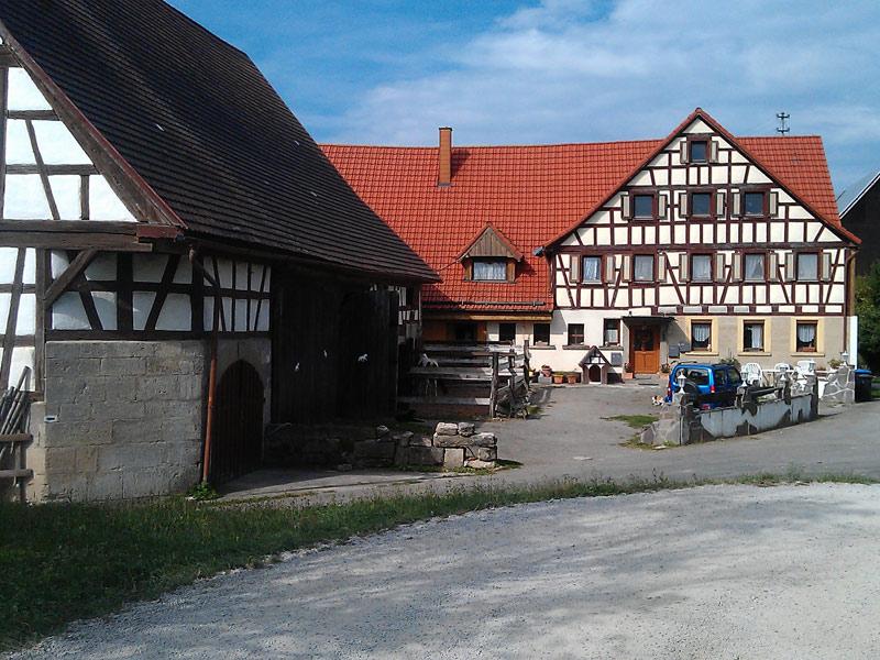 Ferienhof Baaken   - © Quelle: Hohenlohe + Schwäbisch Hall Tourismus e.V.