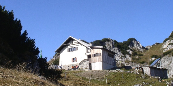 Admonter Haus 1725 m