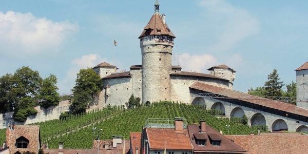 Festung Munot in Schaffhausen
