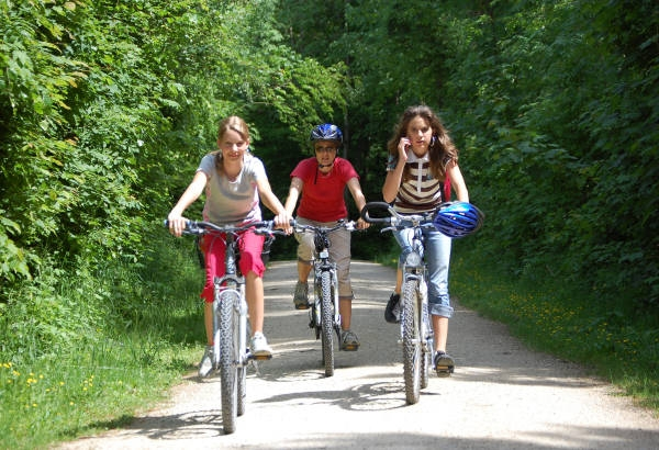 Radtour auf Goethes Spuren