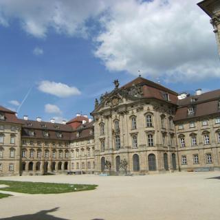 Schloss Weißenstein in Pommerfelden