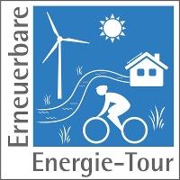 Wegzeichen Erneuerbare Energie-Tour
