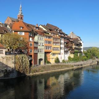 Historische Altstadt Laufenburg/Baden