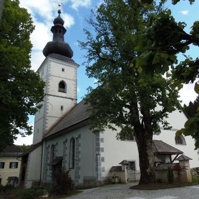 Maria Elend, Wallfahrtskirche