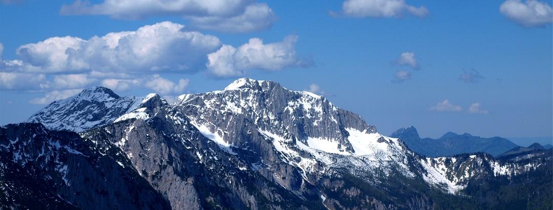 Kleiner Größtenberg 1720 m mit Nock