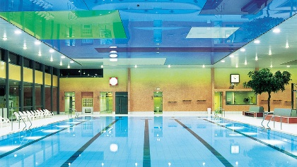 Indoor Swimming Pool. Northern Black Forest