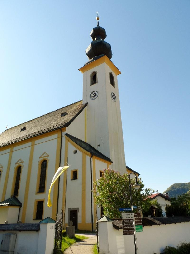 St. Michael-Kirche Inzell