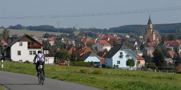 Vom Klein-Erzgebirge nach Freiberg