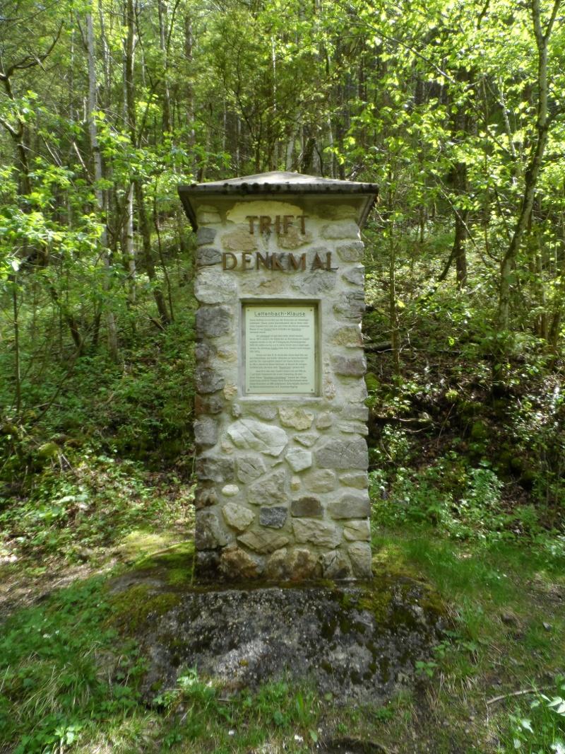 Trift-Denkmal