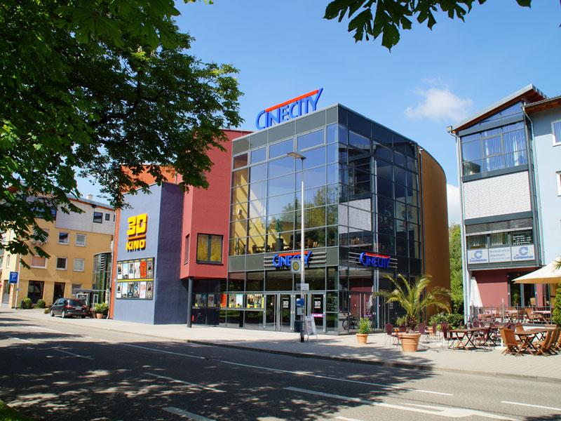 Cinecity Crailsheim   - © Quelle: Hohenlohe + Schwäbisch Hall Tourismus e.V.