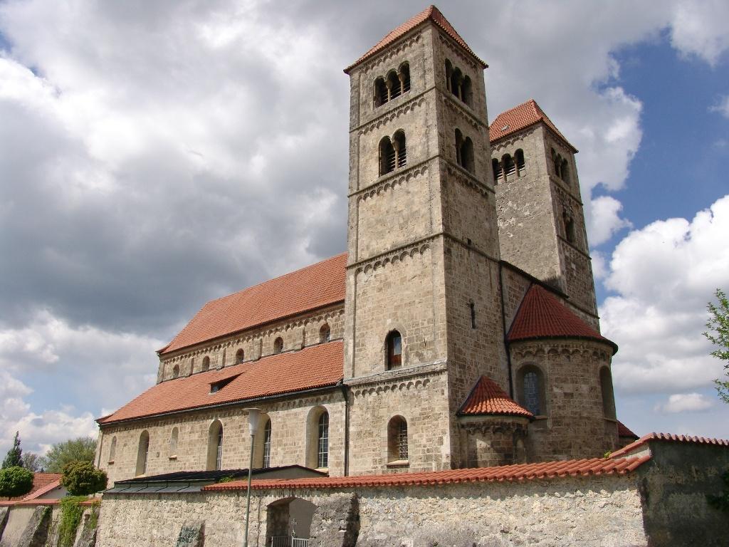 Basilika in Altenstadt (Andreas Klausmann)
