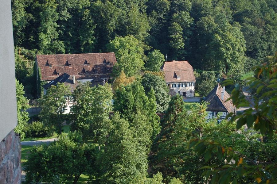 Auf dem Gäurandweg von Calw-Stammheim nach Wildberg