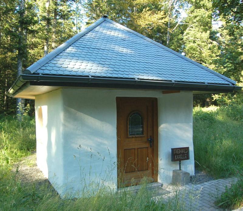 Todtmoos: Zur Freiwaldkapelle - KONUS