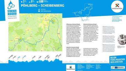 Pöhlberg Scheibenberg