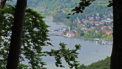 Blick auf Ludwigshafen