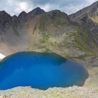 Degenhornsee gesehen vom Kleinen Degenhorn