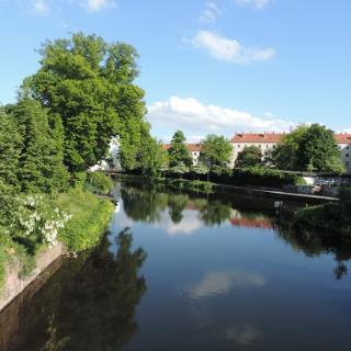 Blick auf die Havel