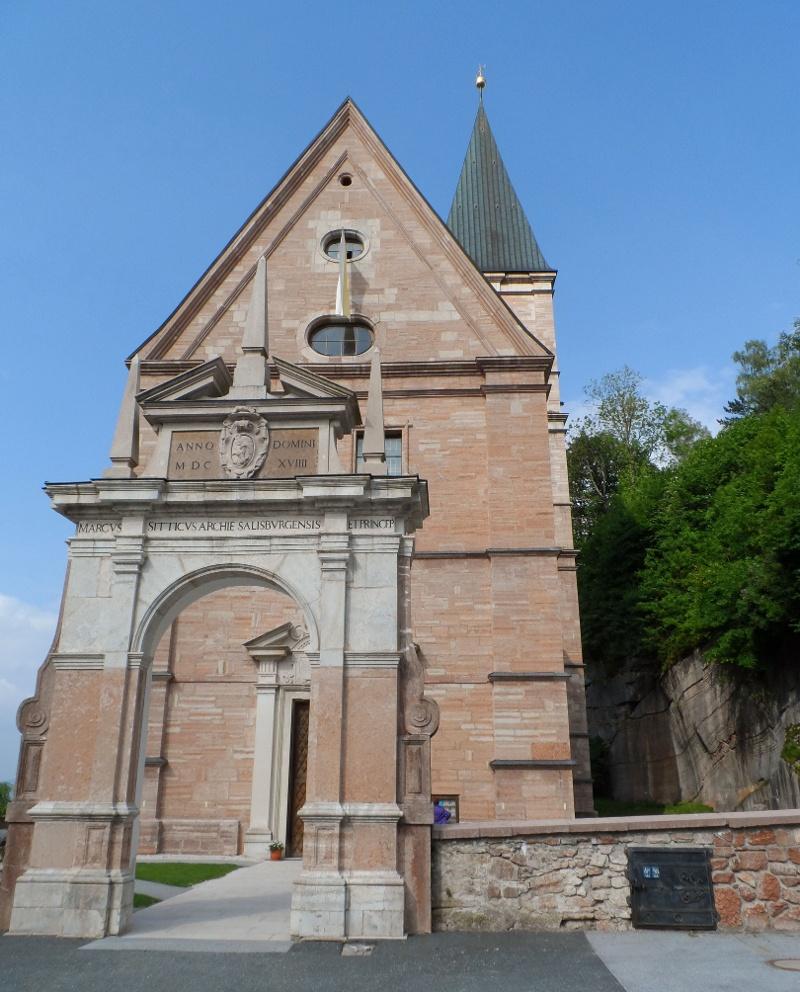 Wallfahrtskirche Bad Dürrnberg