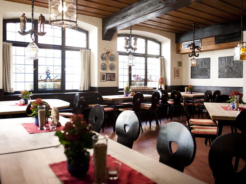 Brauereigasthof ROTER OCHSEN*** in Ellwangen   - © Quelle: Hohenlohe + Schwäbisch Hall Tourismus e.V.