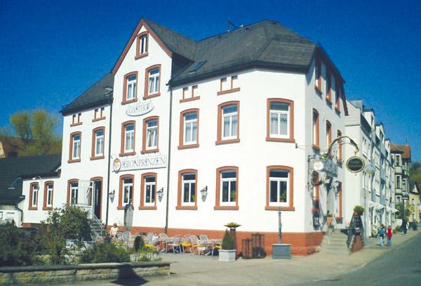 Gasthof Kronprinzen G*** in Ellwangen   - © Quelle: Hohenlohe + Schwäbisch Hall Tourismus e.V.