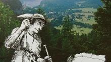 Schwangau Tegelberg Kulturpfad Schutzengelweg