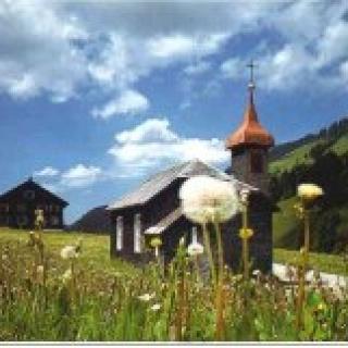 Kapelle Maria Heimsuchung im Lecknertal