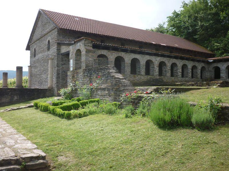 Foto: Römische Villa Urbana Longuich