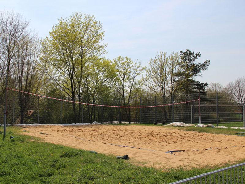 Beach-Volleyballfeld   - © Quelle: Gemeinde Michelbach/Bilz