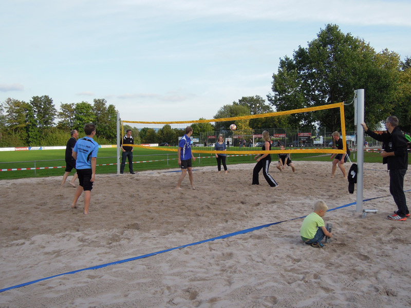 Beach-Volleyball   - © Quelle: Gemeinde Michelfeld