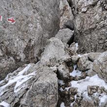 Durch den Felsendom