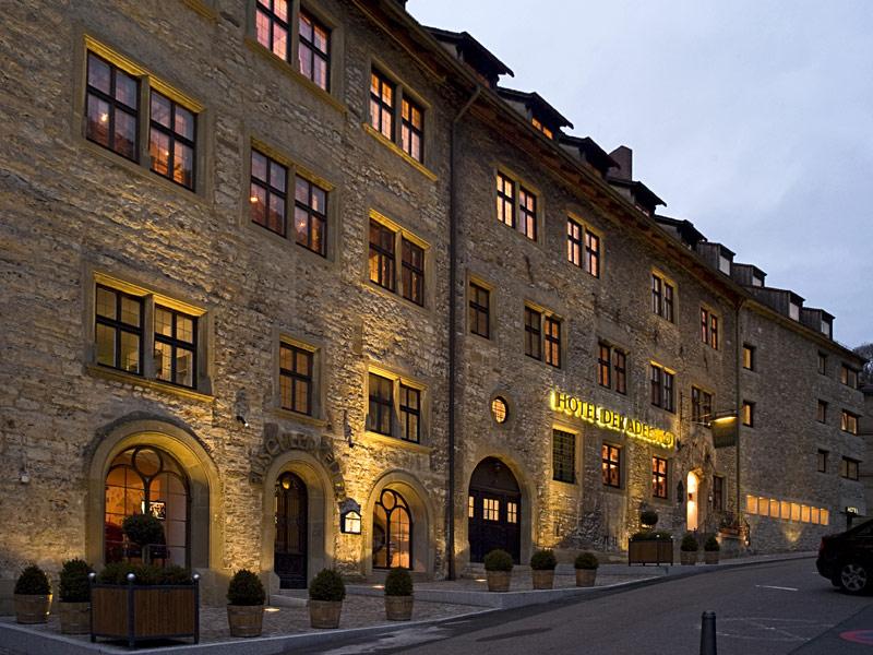Romantik Hotel Der Adelshof****   - © Quelle: Hohenlohe + Schwäbisch Hall Tourismus e.V.