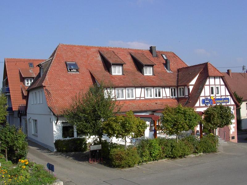 Hotel-Restaurant Sonneck ***S   - © Quelle: Hohenlohe + Schwäbisch Hall Tourismus e.V.
