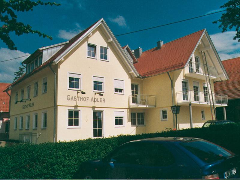 Gasthof Adler   - © Quelle: Hohenlohe + Schwäbisch Hall Tourismus e.V.